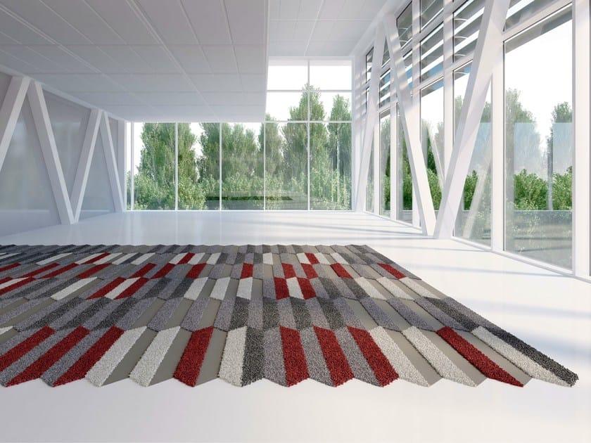 Carpeting / rug STRIPES by Vorwerk Teppichwerke