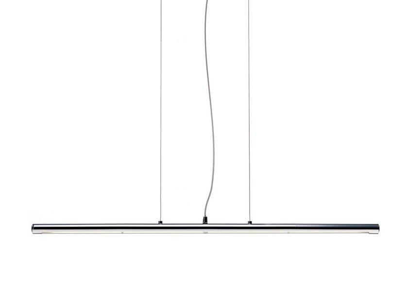 LED direct light pendant lamp DIM HL LED by DECOR WALTHER