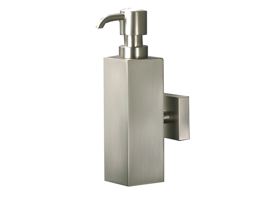 Wall-mounted liquid soap dispenser DW 510 by DECOR WALTHER