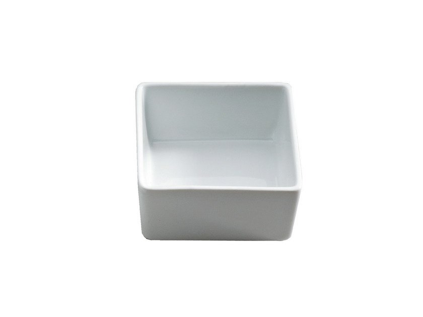 Countertop Ceramic materials soap dish DW 533 by DECOR WALTHER
