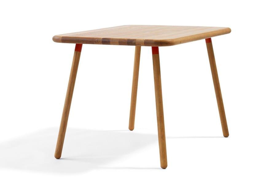 Oak table HONKEN | Table by Blå Station