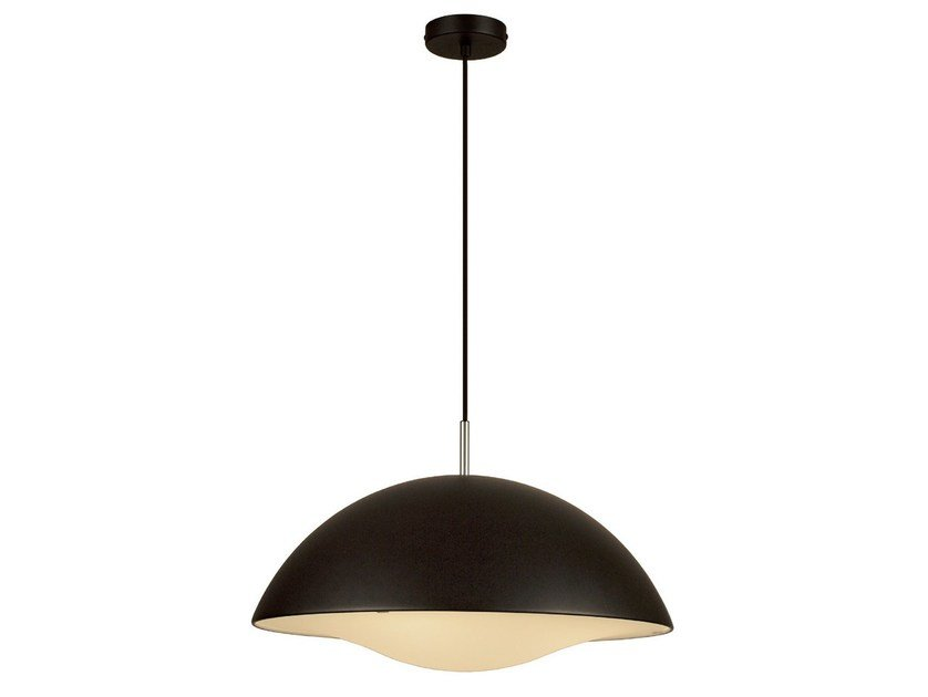 Satin glass pendant lamp STALA by TEKNI-LED