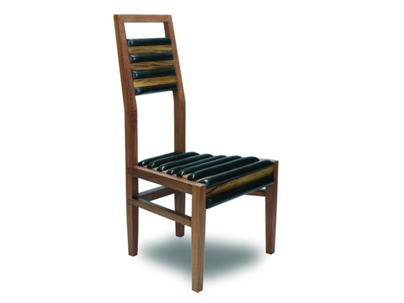 Wooden chair IJO | Chair by WARISAN