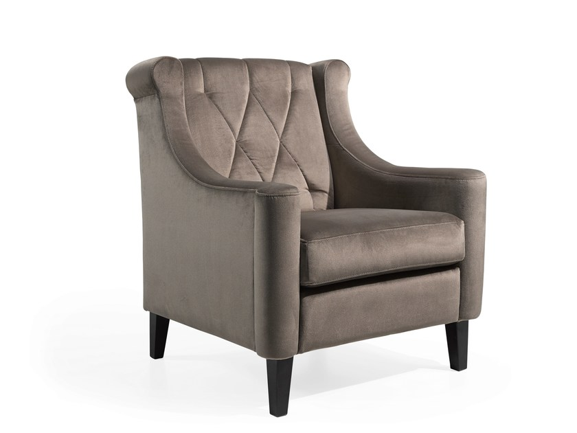 Armchair with armrests CHOPIN MASS by Fenabel