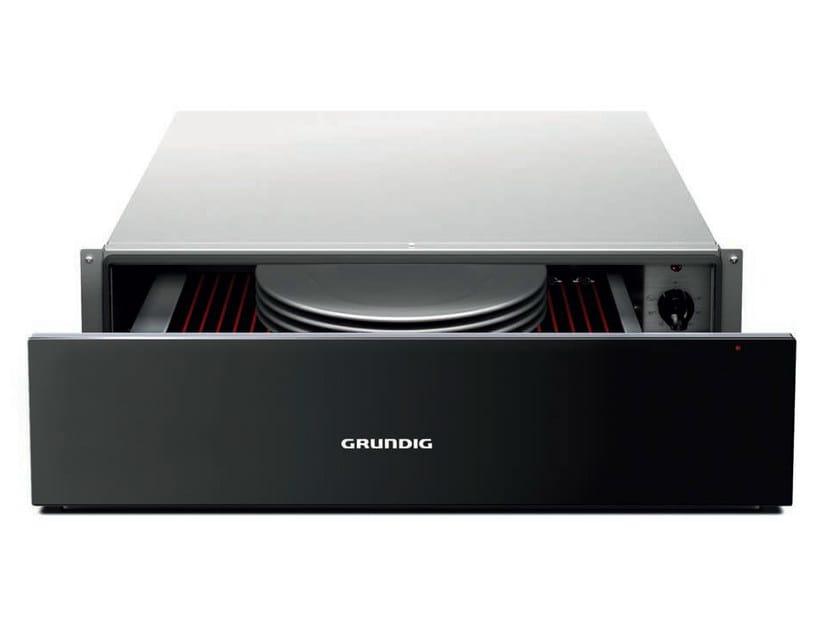Built-in warming drawer GWS 2152 B   Warming drawer by Grundig