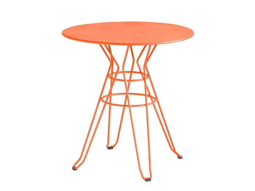 Round garden table CAPRI | Round table by iSimar