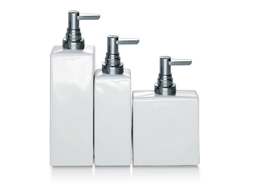 Liquid soap dispenser DW 6310/6300/6290 by DECOR WALTHER