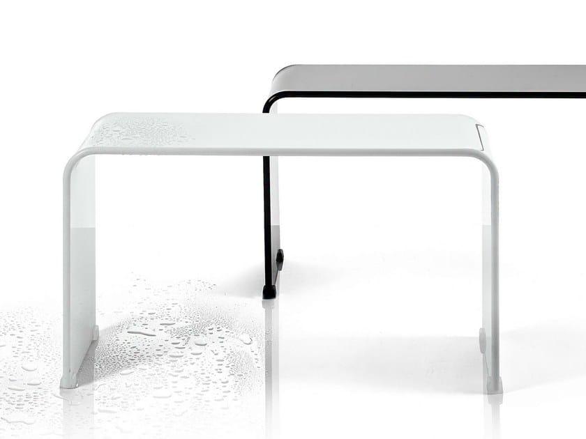 Bathroom stool DW 80 XL by DECOR WALTHER