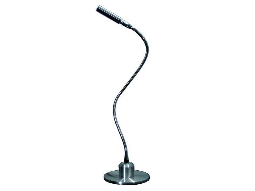 LED with swing arm table lamp ZOOM | Table lamp by TEKNI-LED