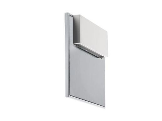 LED wall-mounted aluminium steplight Step Outside 7.0 by L&L Luce&Light
