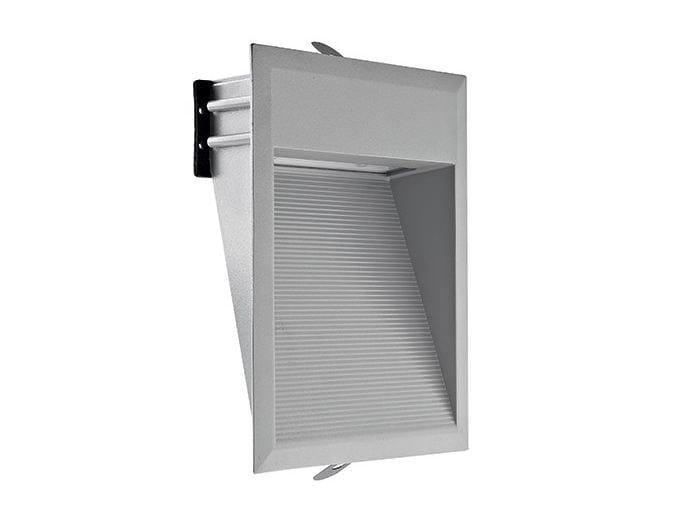LED wall-mounted aluminium steplight Walk 3.0 by L&L Luce&Light