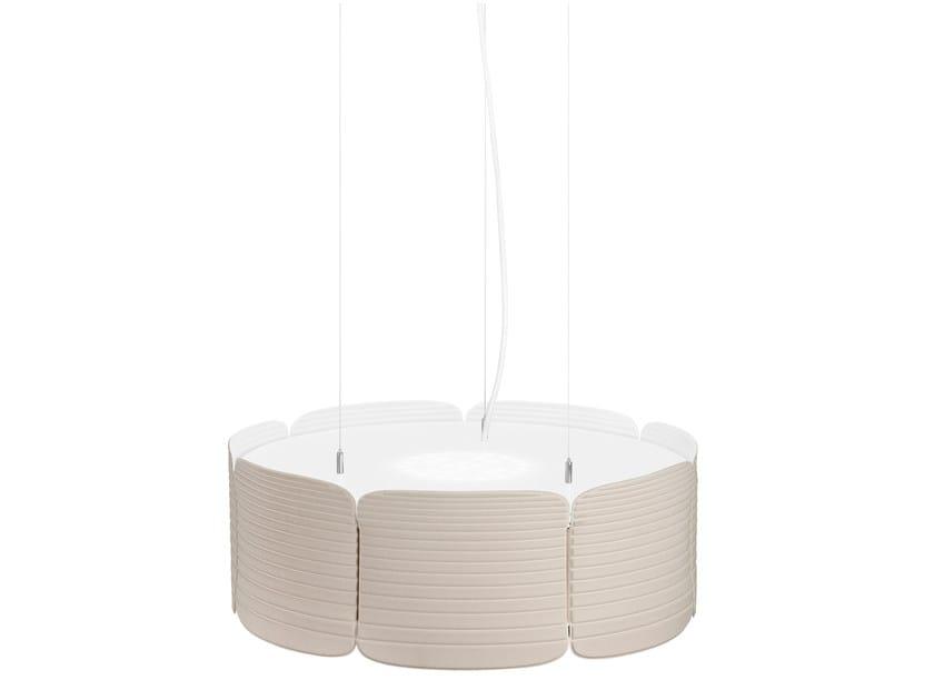 LED pendant lamp STAMPA | Pendant lamp by ZERO