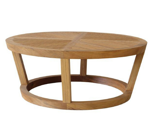 Round coffee table KOROGATED | Coffee table by WARISAN