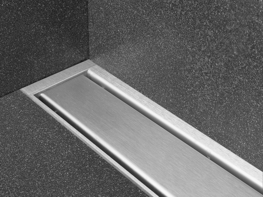 Shower channel COMPACT 30/50 TAF WALL by ESS Easy Drain