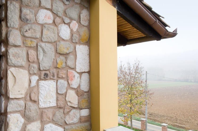 AOSTA Aosta bianco, grigio e marrone