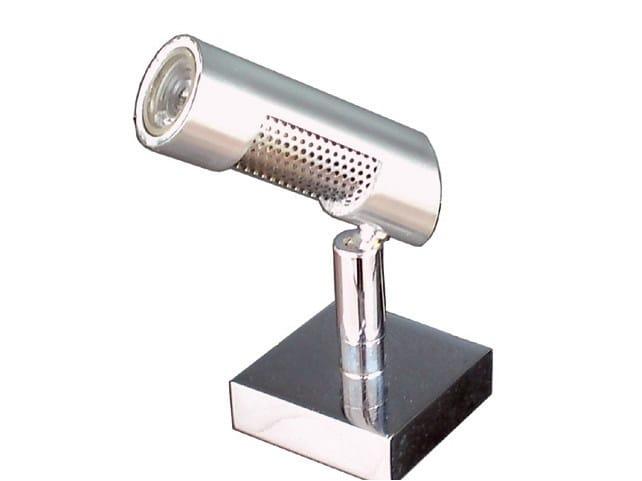 LED adjustable metal spotlight POWER 3W | Spotlight by TEKNI-LED