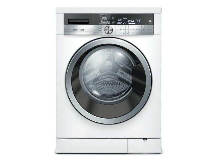 Freestanding washing machine Class A+++ GWN 48230 K | Washing machine by Grundig