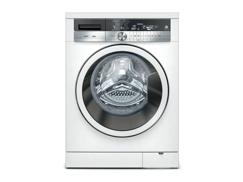 Freestanding washing machine Class A+++ GWN 48230   Washing machine by Grundig