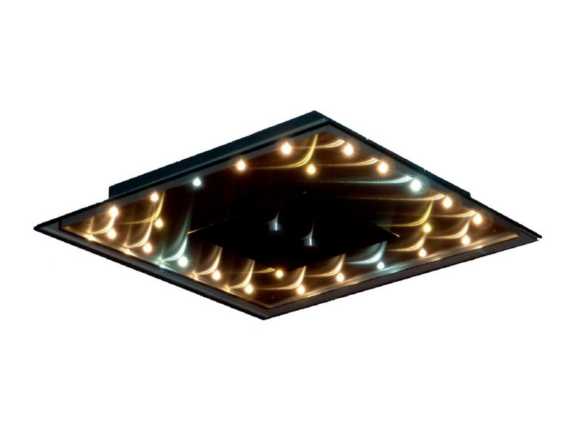 LED recessed ceiling lamp SKYLIGHT | Recessed ceiling lamp by TEKNI-LED