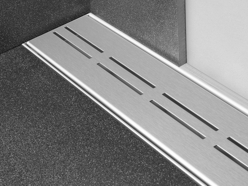Shower channel MULTI WALL CENTRE-5 by ESS Easy Drain