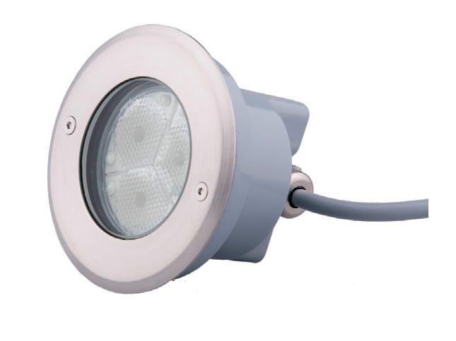LED RGB steplight GROUND by TEKNI-LED