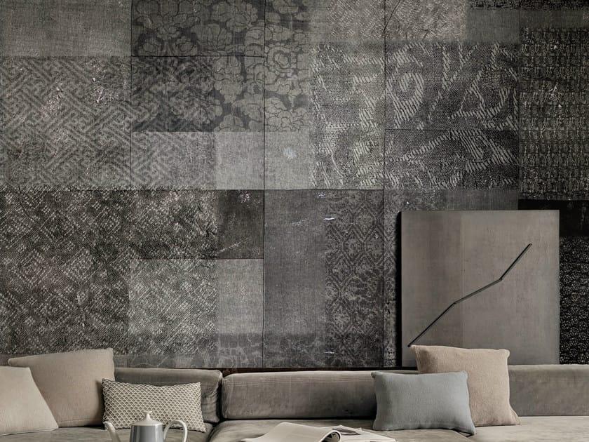 Motif wallpaper ENSEMBLE by Wall&decò