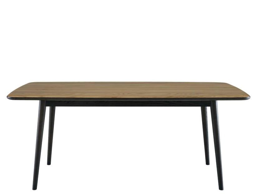 Oak table LADY CARLOTTA | Table by Ligne Roset