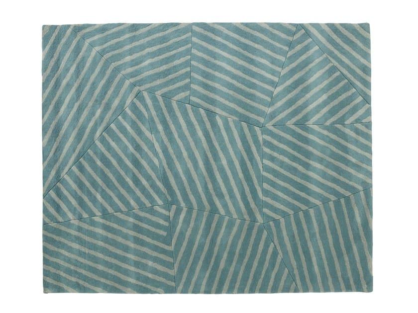 Wool rug FIELDS by Ligne Roset