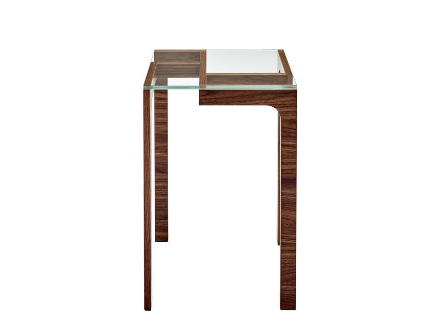 Square side table GARRY | Side table by Ligne Roset