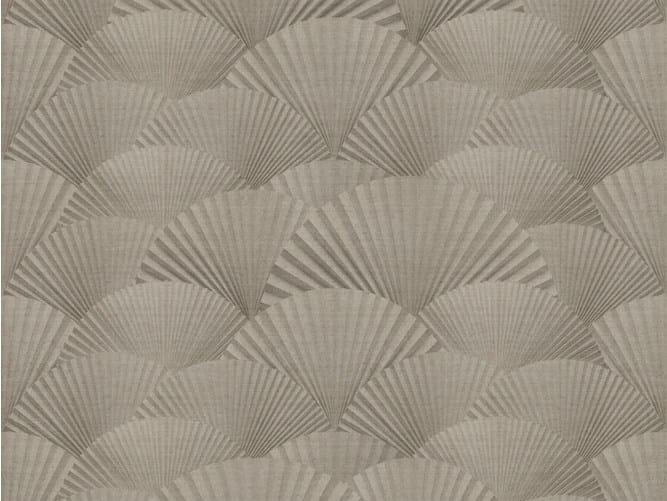 Motif wallpaper PLISSE by Wall&decò