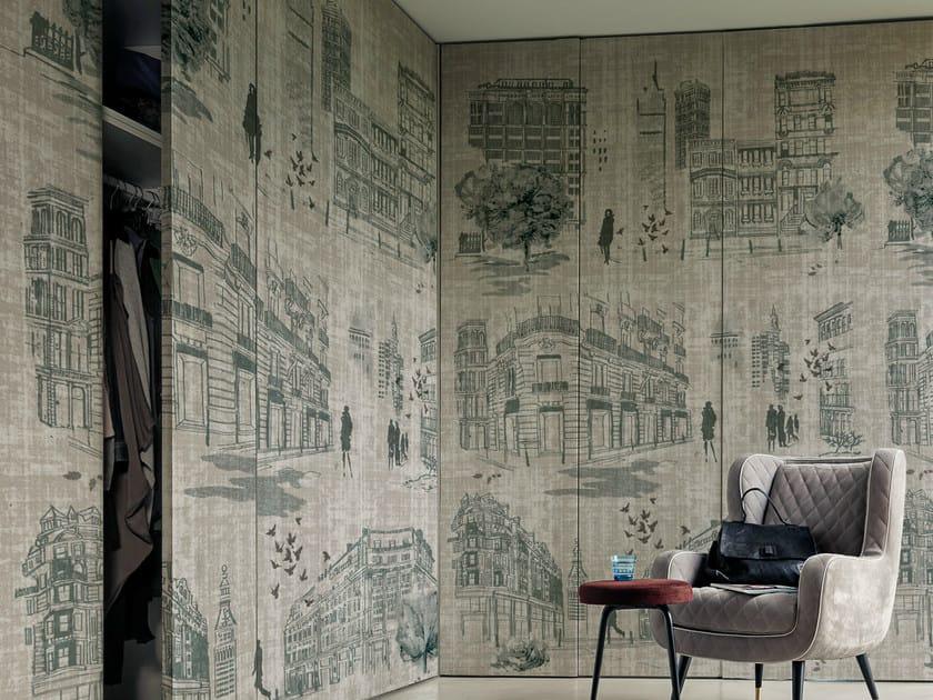 Wallpaper TIMES by Wall&decò