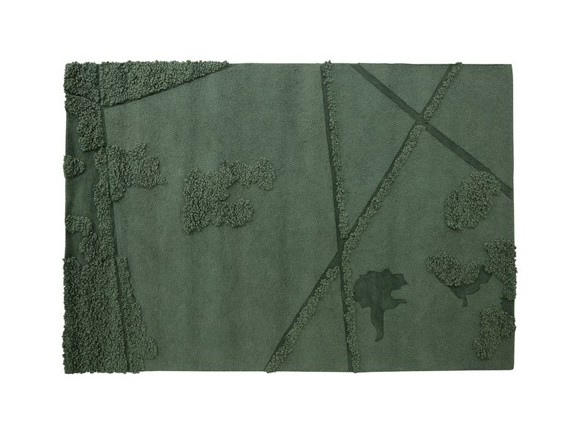 Wool rug ROBIN by Ligne Roset