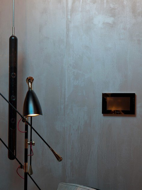 Breathable decorative painting finish ottocento by oikos