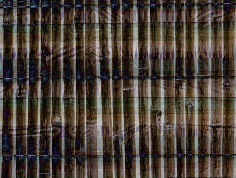 Striped wallpaper SEPARÉ by Wall&decò