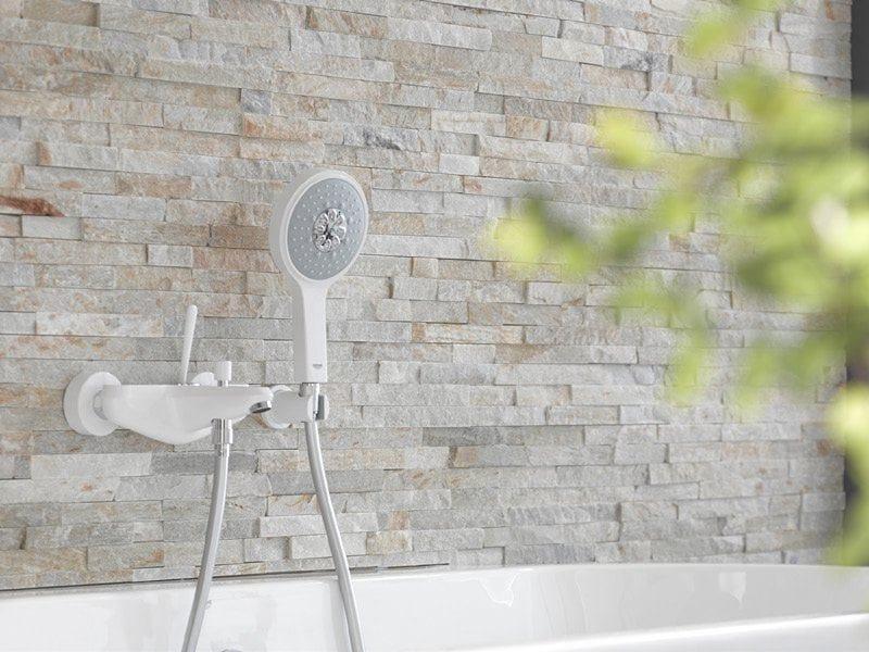 Single handle bathtub mixer EURODISC JOY | Bathtub mixer by Grohe