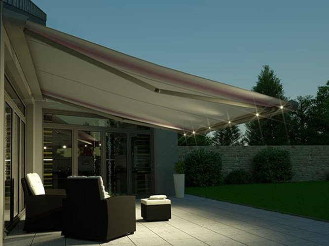 Box awning MARKILUX MX-1 COMPACT by markilux
