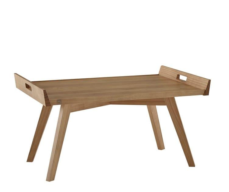 amazing table basse en cerisier lupo by ligne roset with ligne roset table basse. Black Bedroom Furniture Sets. Home Design Ideas