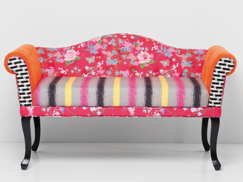 Fabric sofa BAZAR by KARE-DESIGN