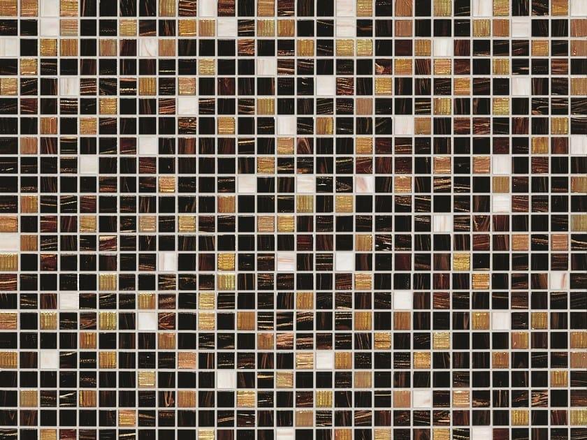 Glass mosaic FIRENZE by Elements Mosaic
