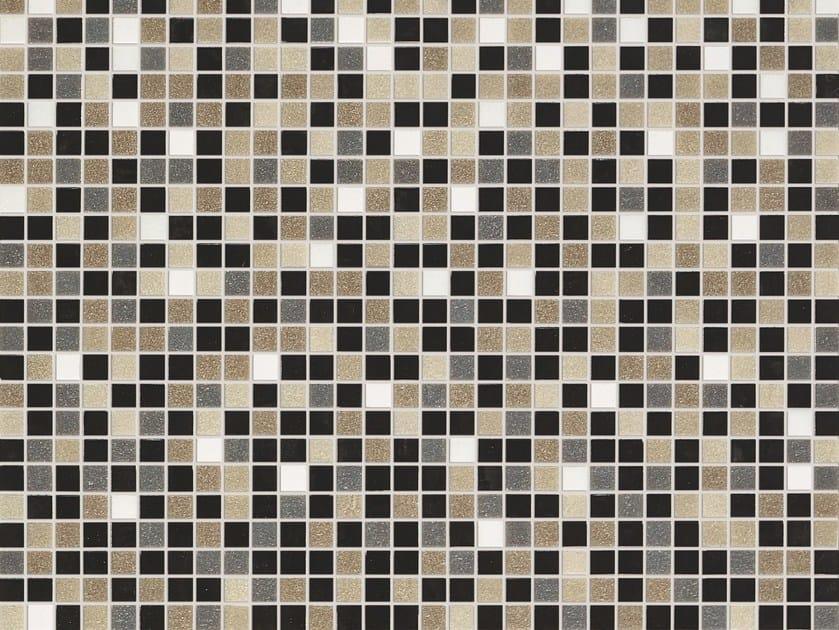 Glass mosaic TORINO by Elements Mosaic