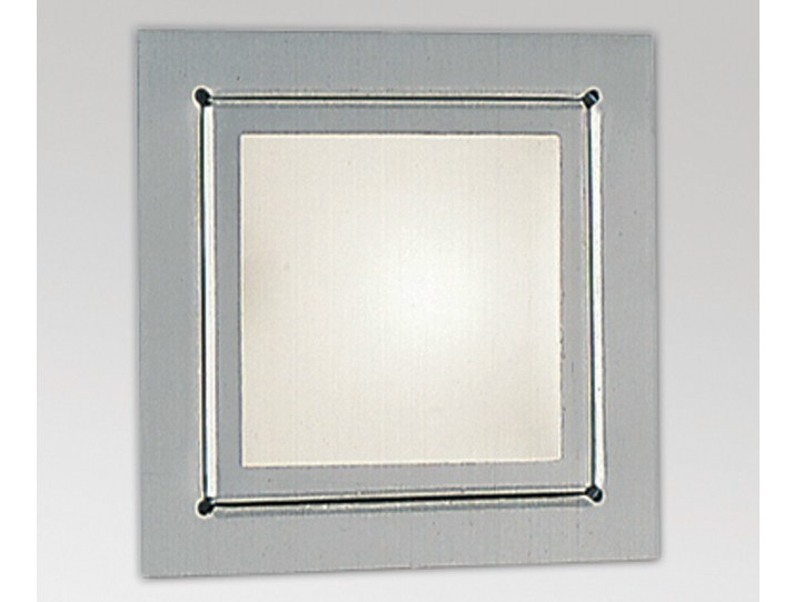 LED wall-mounted steplight HELI 1 WHITE by Delta Light