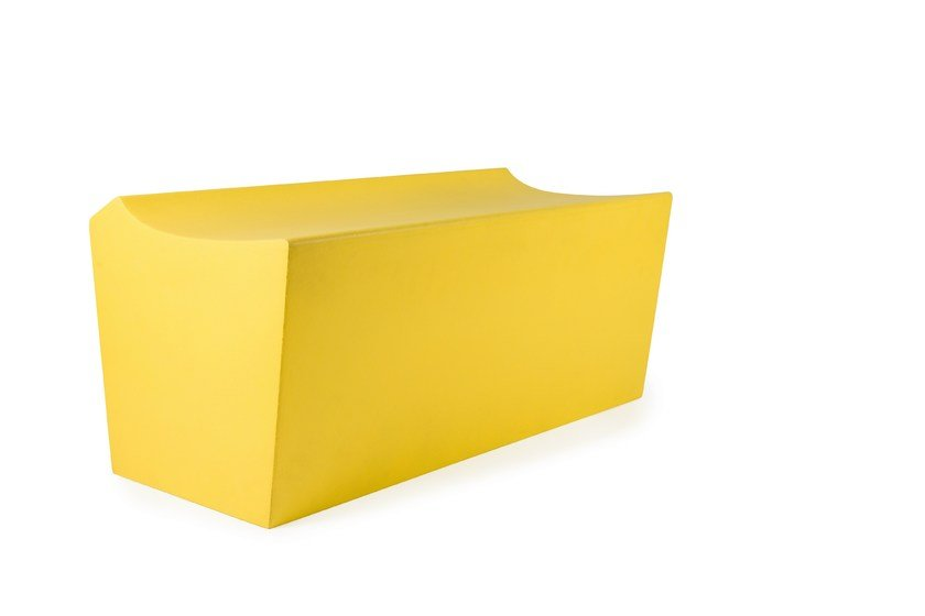 Backless QM Foam bench seating PENKKI BENCH by Quinze & Milan