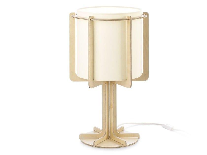 Birch table lamp HALO TL - ww by ENVY