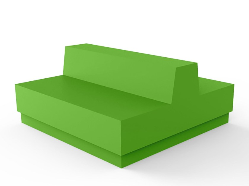 QM Foam leisure sofa SEATTLE CROSS 02 by Quinze & Milan