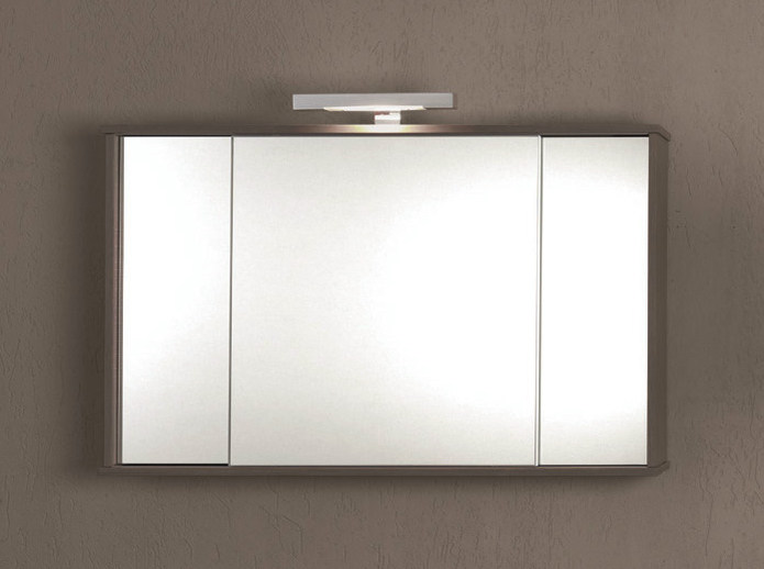 Wall cabinet with mirror SP59105 | Wall cabinet by Mobiltesino
