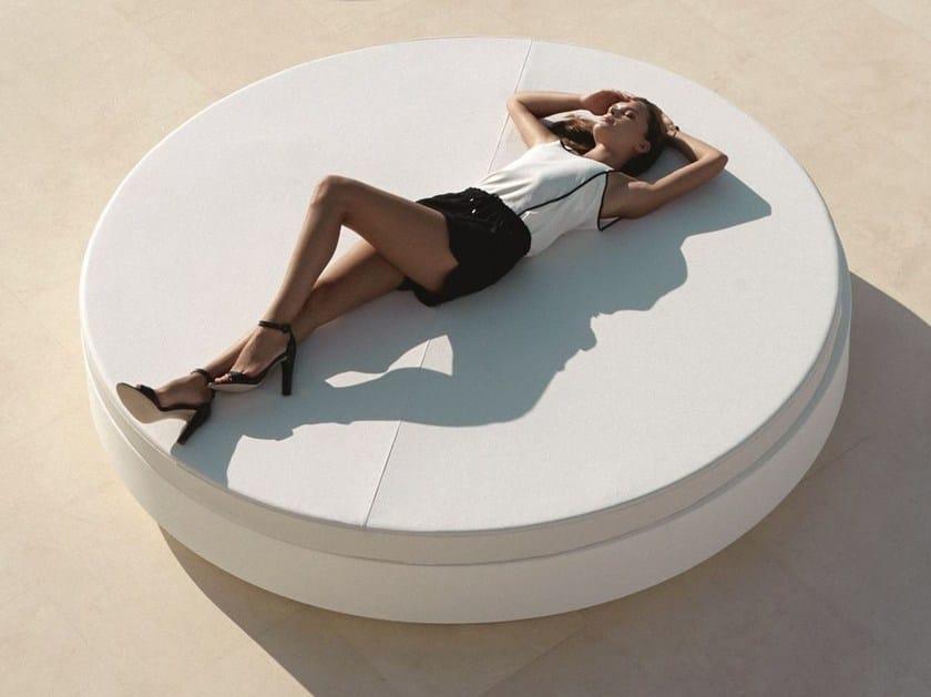 Round garden bed VELA | Round garden bed by VONDOM