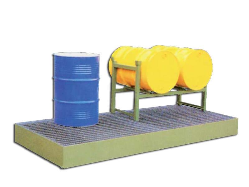 Hazardous and toxic waste treatment VPF08 by EMILIANA SERBATOI