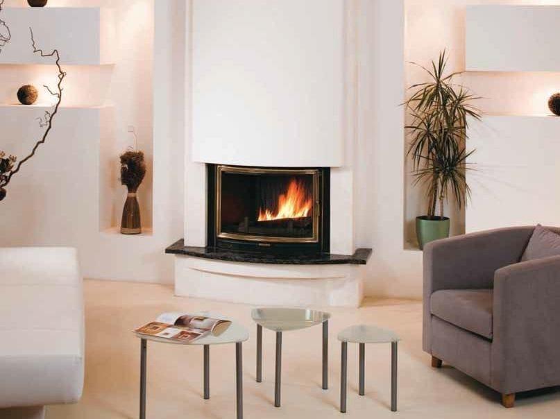 Wood-burning fireplace VENDÔME by CHEMINEES SEGUIN