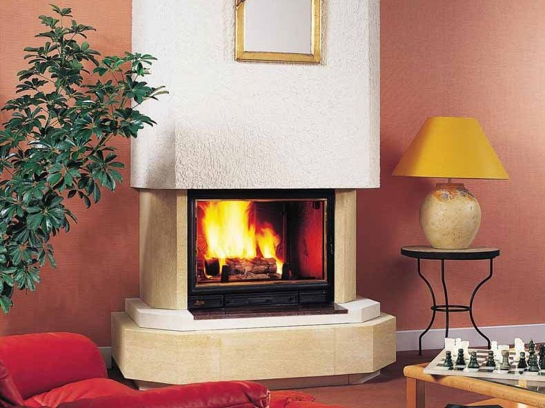 Wood-burning fireplace GAËLLE by CHEMINEES SEGUIN
