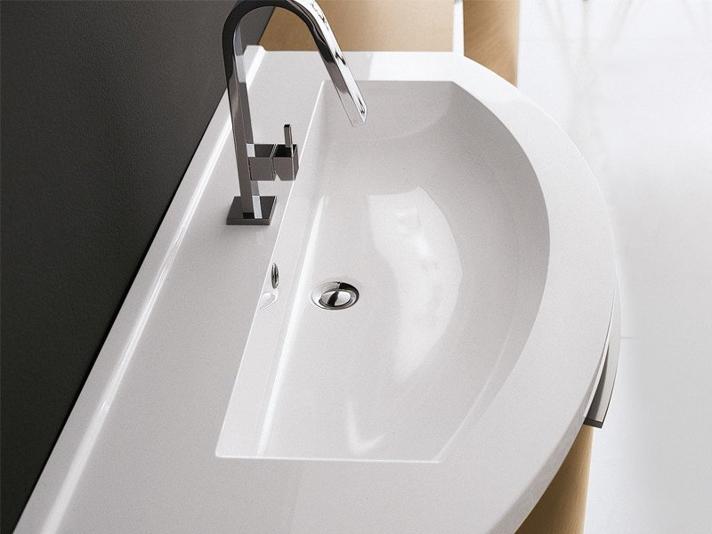 Inset washbasin ORIONE by Edoné by Agorà Group